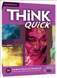 Think Quick 2B Combo Student's Book and Workbook