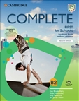 Complete First for Schools Second Edition Student's...