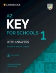 Cambridge A2 Key for Schools 1 Student's Book with...