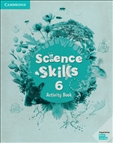 Science Skills 6 Activity Book with Online Activities