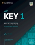 Cambridge A2 Key 1 Student's Book with Answers for...