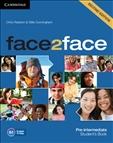 Face2Face Pre-intermediate Second Edition Student's Book
