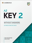 Cambridge A2 Key 2 Student's Book without Answers for...