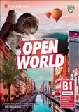 Open World Preliminary Student's Book with Answers and Online Practice