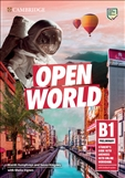 Open World Preliminary Student's Book with Answers and Online Workbook