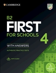 Cambridge B2 First for Schools Student's Book with...