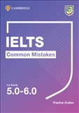 IELTS Common Mistakes for Bands 5.0-6.0