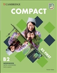 Compact B2 First Third Edition Workbook with Answers and Online Audio