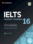 Cambridge IELTS 16 General Training Student's Book with...
