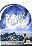 English Explorer 2 Workbook + CDs