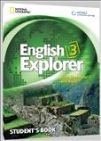English Explorer 3 Student Book + MultiRom