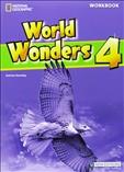 World Wonders 4 Workbook with Audio CD