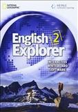 English Explorer 2 Interactive Whiteboard CD-Rom