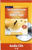 The Complete Guide to The TOEFL Test - Paper Based Test (PBT) Audio CD