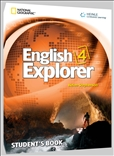 English Explorer 4 Student Book + MultiRom
