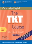 The TKT Course Modules 1, 2 and 3 Second Edition Online...
