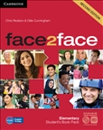 Face2Face Elementary Second Edition Student's Book Pack