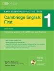 Exam Essentials: Cambridge First Practice Test 1 with...