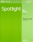 Spotlight on First Second Edition Teacher's Book