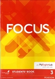 Focus Level 3 Intermediate Student's Book with MyEnglishLab Pack