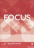 Focus Level 3 Intermediate Teacher's Book with DVD-Rom