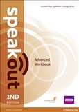 Speakout Advanced Second Edition Workbook without Key