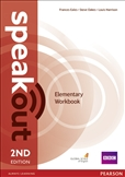 Speakout Elementary Second Edition Workbook without Key