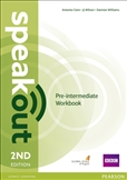 Speakout Pre-intermediate Second Edition Workbook without Key