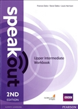 Speakout Upper Intermediate Second Edition Workbook without Key