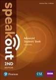 Speakout Advanced Second Edition Student's Book with DVD