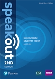 Speakout Intermediate Second Edition Student's Book with DVD