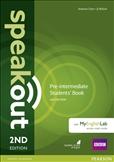 Speakout Pre-intermediate Second Edition Student's Book...