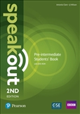 Speakout Pre-intermediate Second Edition Student's Book with DVD