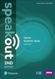 Speakout Starter Second Edition Student's Book with DVD