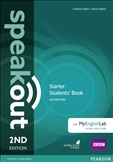 Speakout Starter Second Edition Student's Book with...