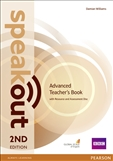 Speakout Advanced Second Edition Teacher's Book with...