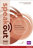 Speakout Elementary Second Edition Teacher's Book with...