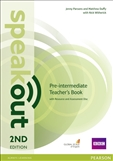 Speakout Pre-intermediate Second Edition Teacher's Book...