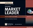 Market Leader Extra Third Edition Intermediate Class Audio CD