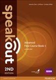 Speakout Advanced Second Edition Flexi Student's Book 1 with DVD-Rom