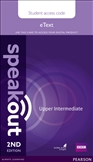 Speakout Upper Intermediate Second Edition eText...