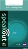 Speakout Starter Second Edition eText and MyEnglsihLab...