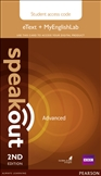 Speakout Advanced Second Edition eText and MyEnglsihLab...