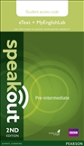 Speakout Pre-intermediate Second Edition eText and...