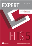 Expert IELTS 5 Student's Book with Online Audio and MyLab