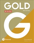 Gold B1+ Pre-First New Edition Student's Book
