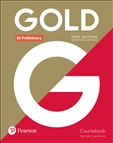 Gold B1 Preliminary New Edition Student's Book