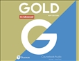Gold C1 Advanced New Edition Class CD