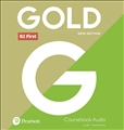 Gold B2 First New Edition Class CD