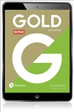 Gold B2 First New Edition Student's eText Access Code Only